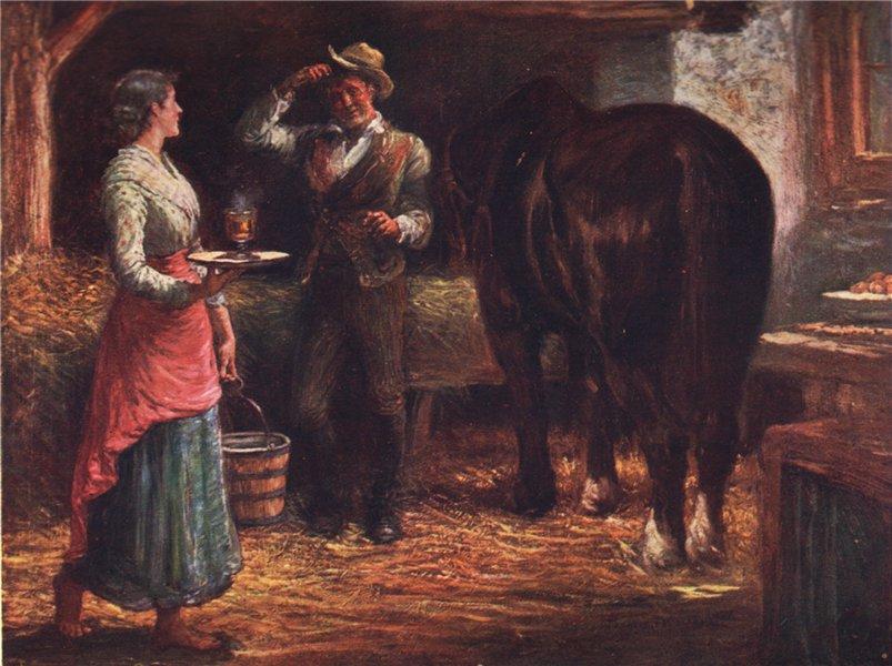Associate Product 'Refreshment for Man and Beast' by FrancisSylvesterWalker. Ireland 1905
