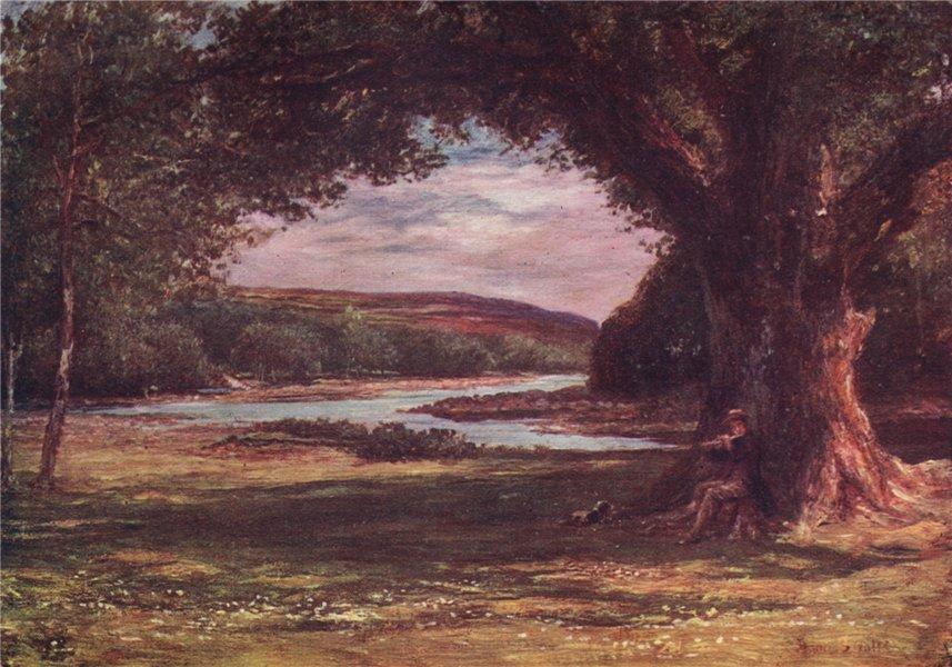 Associate Product 'The Vale of Avoca' by FrancisSylvesterWalker. Ireland 1905 old print