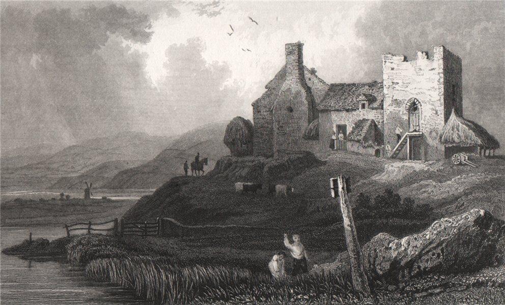 Associate Product Plascrug, near Aberystwyth, Cardiganshire, Wales, by Henry Gastineau 1835