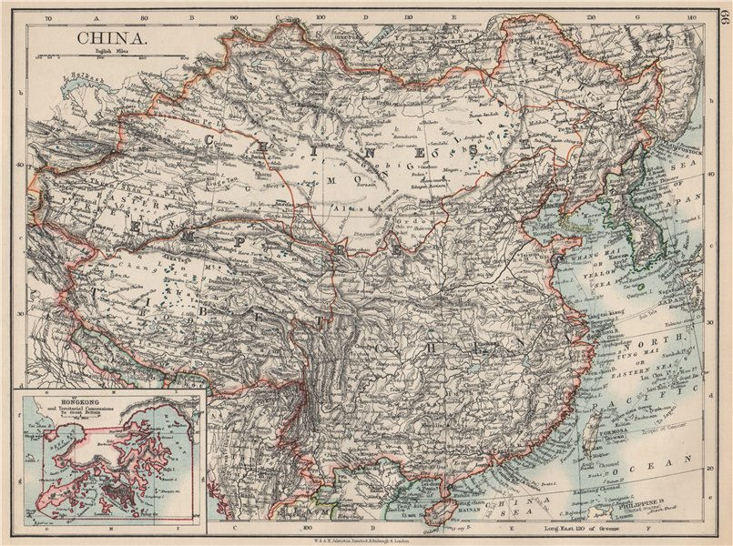 Details about CHINESE EMPIRE. China East Asia Tibet Mongolia East Turkestan on map of united states, map of lithuania, map of romania, map of the pacific ocean, map of india, map of philippines, map of asia, map of europe, map of bermuda, map of jeju island, map of slovakia, map of new zealand, map of el salvador, map of korean war, map of israel, map of korean peninsula, map of middle east, map of guam, map of seoul, map of vietnam,