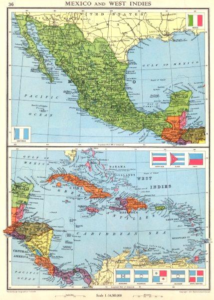 Associate Product CANADA & NEWFOUNDLAND. railways. Dominion of Canada. 1938 old vintage map