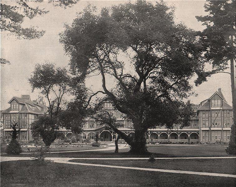 Associate Product Hotel del Monte, Monterey, California. Now Naval Postgraduate School 1895