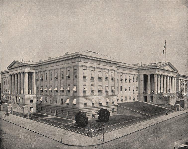 Associate Product Patent Office Building, Washington DC. Donald Reynolds American Art Center 1895