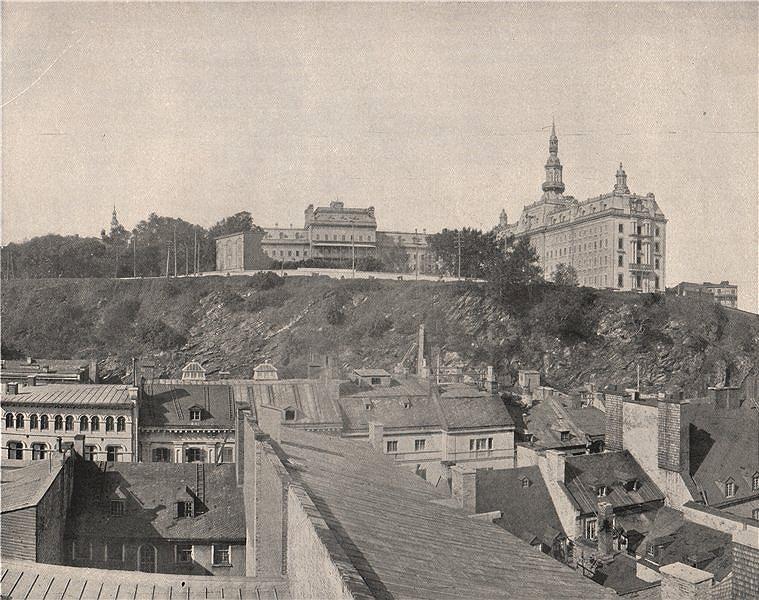 Associate Product Université Laval University, Quebec City, Canada. Séminaire de Québec 1895