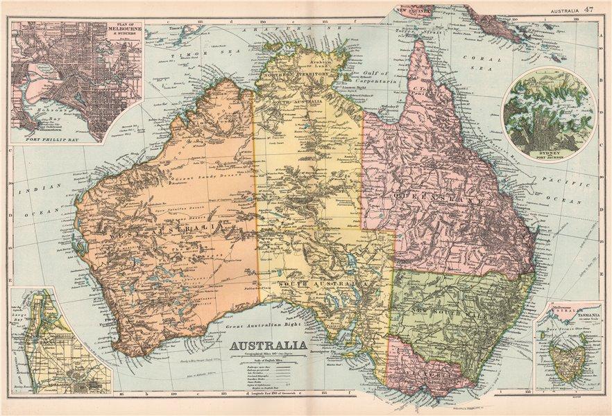 AUSTRALIA with Melbourne Adelaide Sydney plans Explorers routes