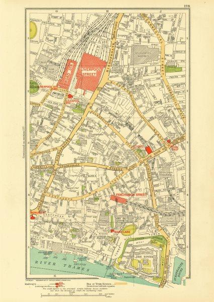 Liverpool Street Atlas,