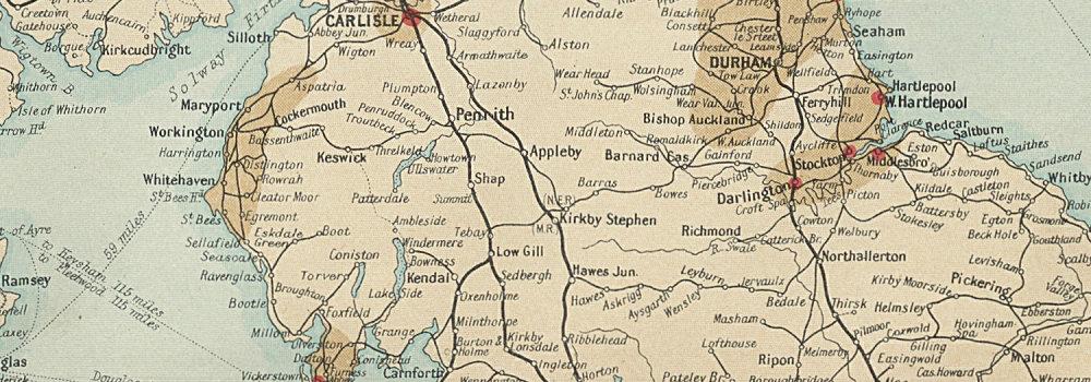 British Isles Railways Industrial. England Ireland Scotland Wales TIMES 1922 map