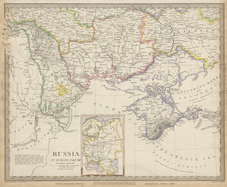 Ukraine Moldova Podolia Bessarabia Kherson Taurida Crimea Kiev Sduk