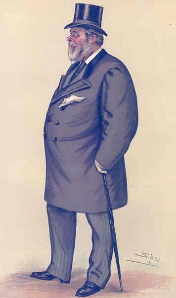 Associate Product VANITY FAIR SPY CARTOON. Charles Kincaid-Lennox 'Charlie'. Hereford. Spy. 1883